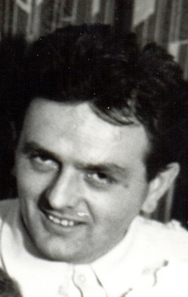 Jozef Babiak na počátku 70. let, Zdroj: Archiv pamětníka