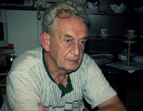 Radomil Raja v roce 2008.