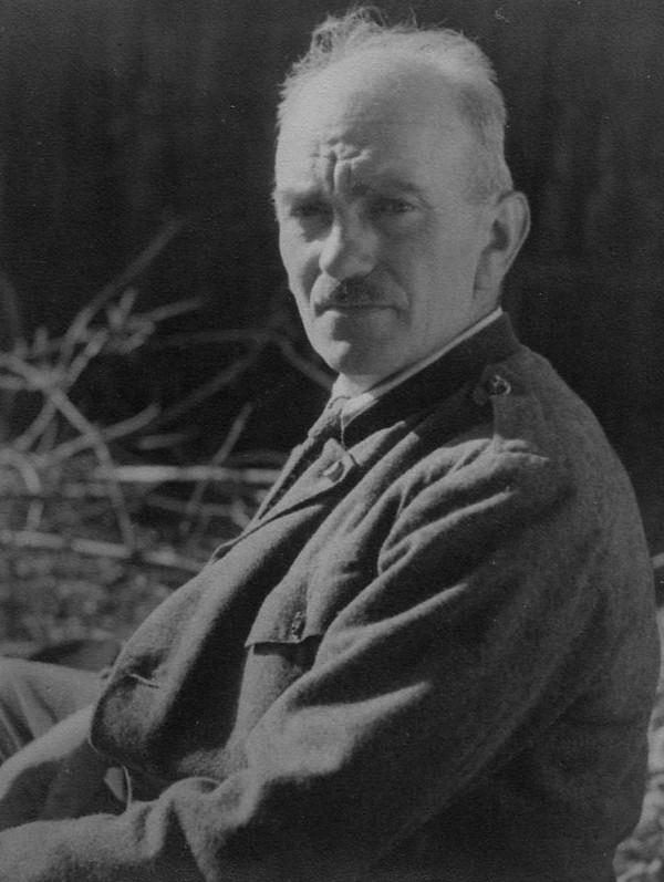 Hajný Osvald Rerych v roce 1943