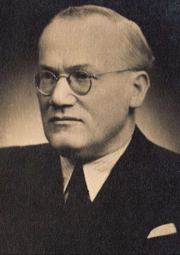JUDr. Karl Sonnenfeld. Foto: Paměť národa