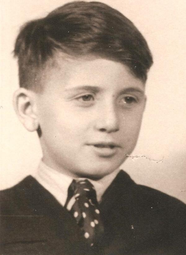Jan Spira v době války