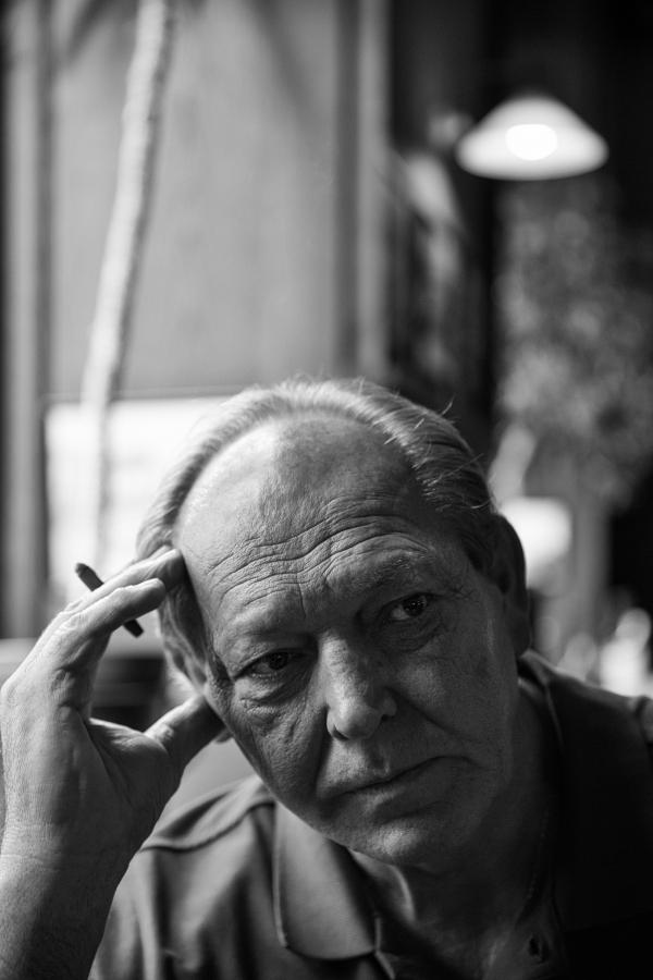 Stanislav Devátý v roce 2016. Foto Lukáš Žentel