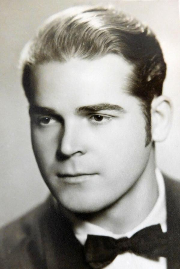 Václav Švéda v roce 1946.