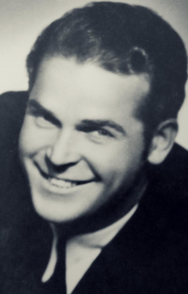 Popravený Václav Švéda. Foto: Paměť národa/archív Ludmily Zouharové