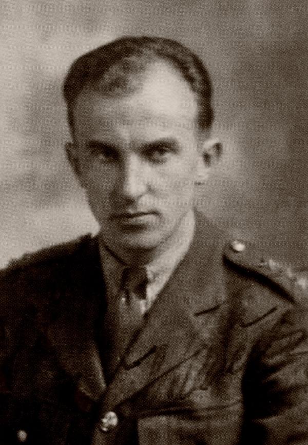 Tomáš Sedláček v mládí. Zdroj: Paměť národa