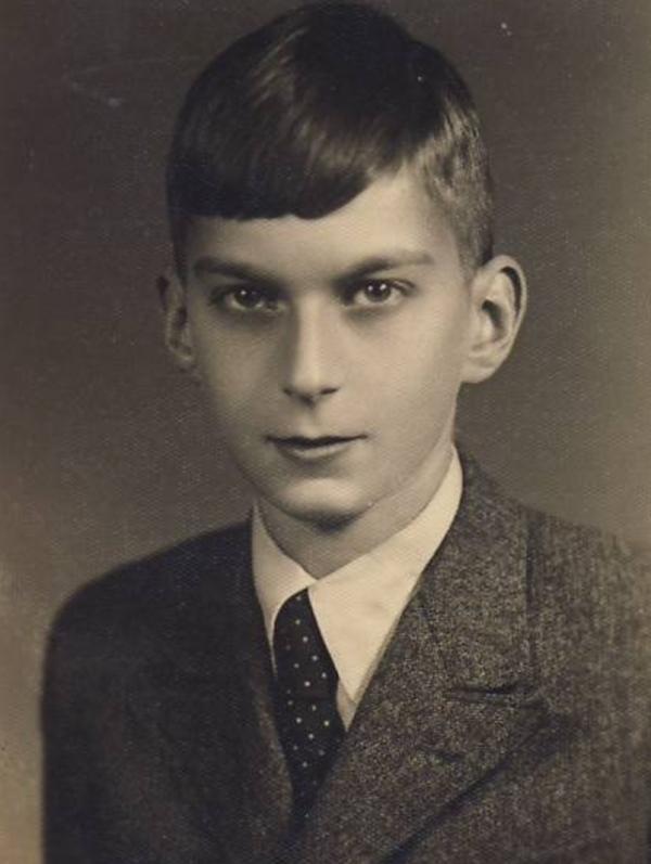 Toman Brod v roce 1941. Foto: Paměť národa