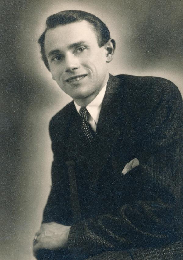 Otakar Čeněk Trunec. Foto: Paměť národa