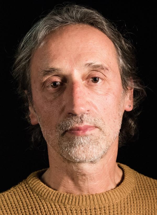 Vjačeslav Iljašenko učil v Kyjevě výtvarnou výchovu. Foto: Paměť národa