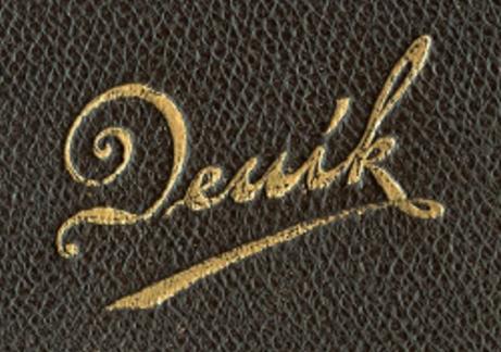 Desky Věrčina Deníku