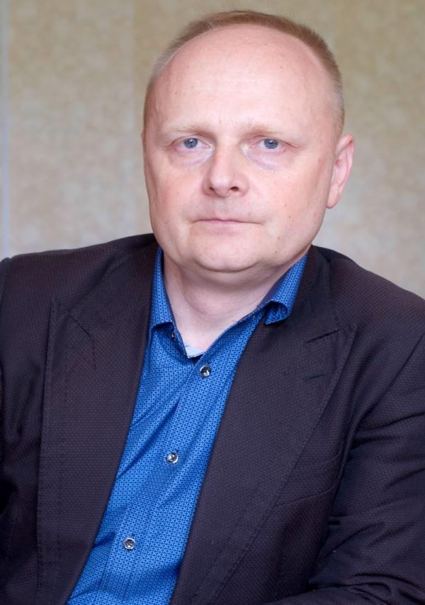 Běloruský historik a disident Dmitrij Drozd.