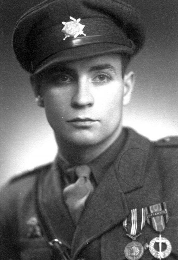 Karel Brhel v roce 1946. Foto: Paměť národa
