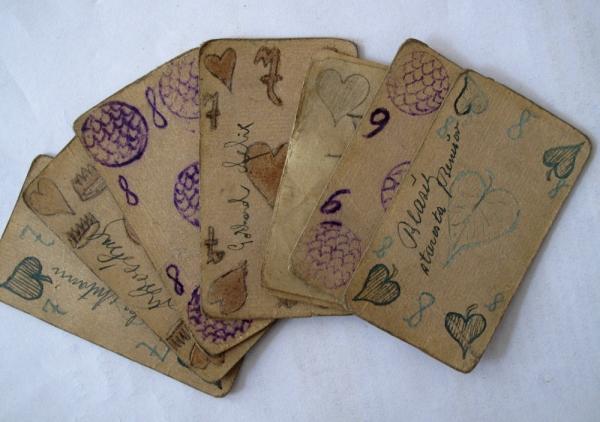 Vězeňské karty z Ravensbrücku Josefa Slezáka. Foto: Paměť národa