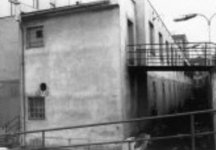 Samotky pro trestání vězňů. Foto: Kriminal-minkovice.wbs.cz
