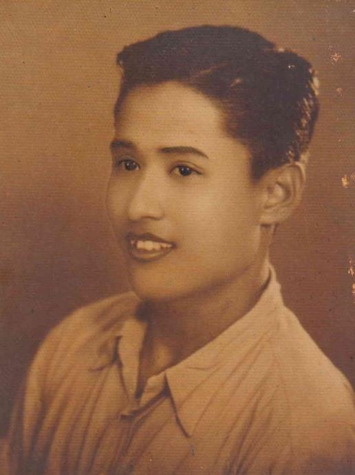 Otec Linna Thanta. Foto: Paměť národa