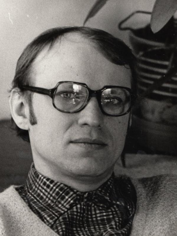 Miloš Rejchrt v roce 1980