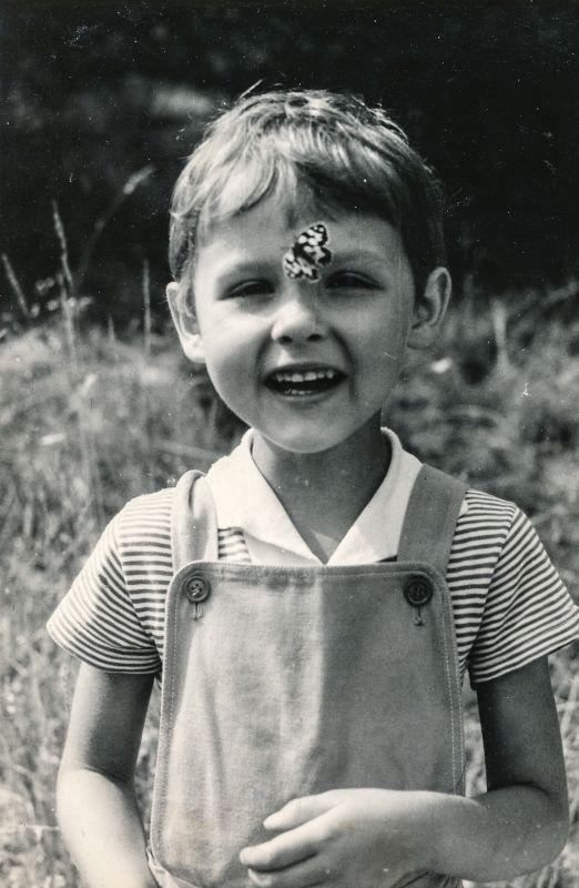 Martina Špinková, rozená Pilková, v roce 1967. Zdroj: Paměť národa, archiv pamětnice