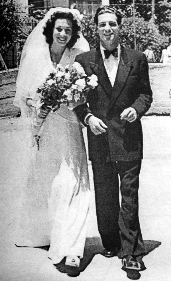 Svatba se Samuelem Federmannem