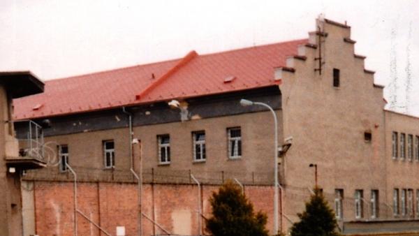 Věznice v Krnově. Zdroj: Archiv pamětníka