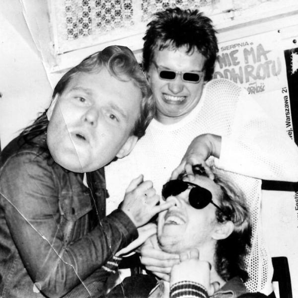 Skupina FPB v roce 1981. Foto: Paměť národa