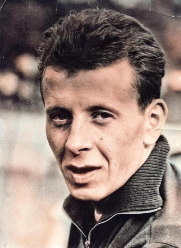 Josef Wolf v padesátých letech. Foto: Paměť národa