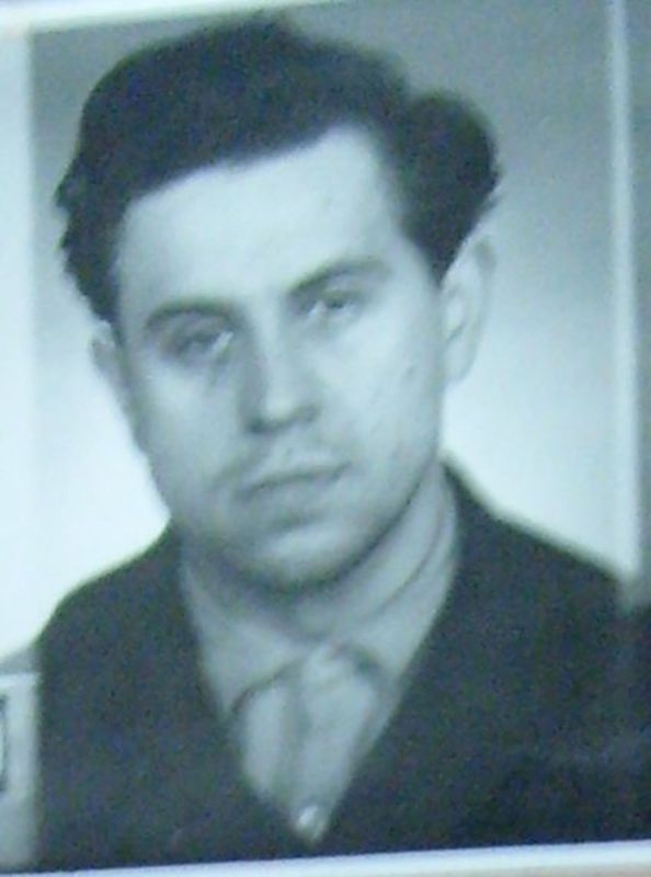 Jiří Světlík - z vyšetřovacího spisu StB. Zdroj: Archiv bezpečnostních složek