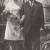 Svatební fotografie Jaroslavy Polákové a její otec (1969)