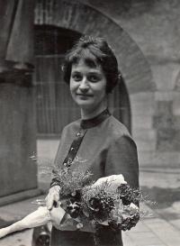Anastasie Kopřivová se narodila v roce 1936 v rodině ruských emigrantů. Její otec Vasilij Vukolov byl významným botanikem ve Státním výzkumném ústavu zemědělském. Vystudovala pedagogiku, češtinu a ruštinu na Filozofické fakultě UK a pracovala v Pedagogickém ústavu J. A. Komenského. V roce 1992 se zapojila do práce výboru Oni byli první, který pátral po osudech odvlečených ruských emigrantů. Na toto téma napsala řadu odborných prací a článků a shromáždila rozsáhlou sbírku dokumentů o životě ruských emigrantů v ČR.