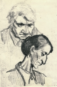 Kresba z Ravensbrücku, Židovky
