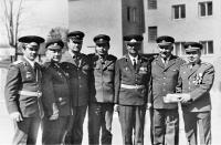 Československé velení posádky v Libavé, 1987