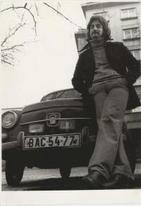 Albin v roce 1969
