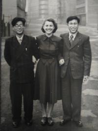 Zdenka Koláriková poznala kórejských študentov, ktorí boli spolužiaci jej manžela na Univerzite Karlovej počas Kórejskej vojny
