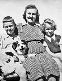 Odsunutá česko-německá rodina Zipsových, Libavá
