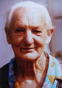 Matka Anna Matysová
