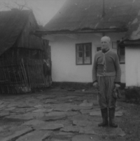 Otec Josef Matys v Hynčicích nad Moravou
