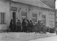Policejní zásah na hudebním festivalu 10. července 1982 v Moravském Písku