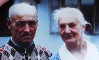 Rodiče Josef a Anna Matysovi