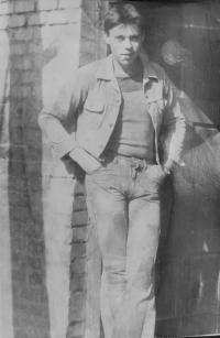 Stanislav Stojaspal v době vojenské služby