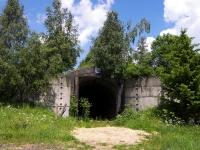 Zbytky raketové základny, takzvaná točka sever, Vojenský újezd Libavá