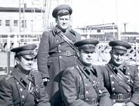 Sovětští důstojníci, Město Libavá
