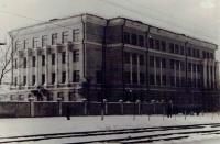 Škola v Lugansku