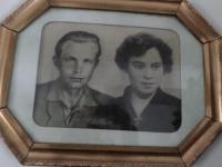 S manželem Jevgenem