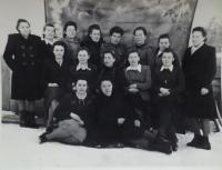 Rok 1955, obec Vichorevka