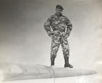 Na vojně, Rakovník 1968