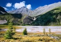 Pohoří Východní Sajan, Sibiř