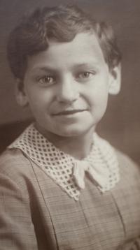 Božena Ivanová, Moskva, 1938