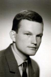 František Hýbl / kolem roku 1961