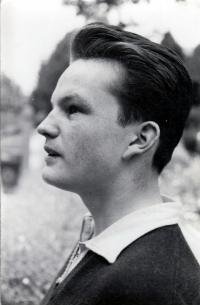 František Hýbl / kolem roku 1960