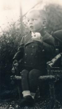 Karel Pfeiffer 1938