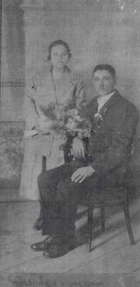 Rodiče Ludmily Machalové