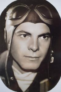 Pavel Ivan, cca 1945